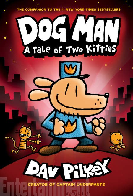 Excerpt Dav Pilkey's Dog Man 'a Tale Of Two Kitties
