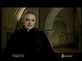 """Dakota Fanning: """"The Twilight Saga: New Moon"""" Interview ..."""