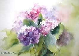 imagen relacionada acuarela floral arte de acuarela