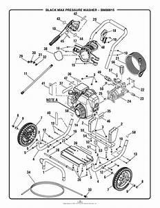 Black Max Bm80913 Pump Diagram