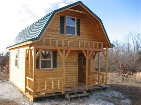 Cabin 2 Story Sheds Home Depot Cabin 2 Story Shed Kit