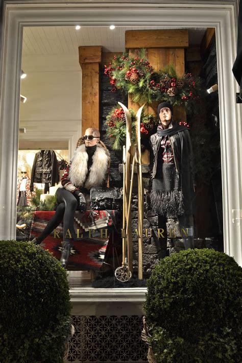 ralph lauren windows london retail design blog