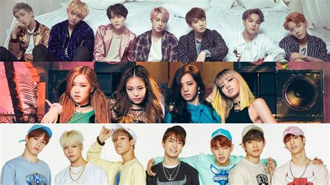 Wallpapers in ultra hd 4k 3840x2160, 1920x1080 high definition resolutions. BTS, BLACKPINK, GOT7, And Others Added To Lineup Of The ...