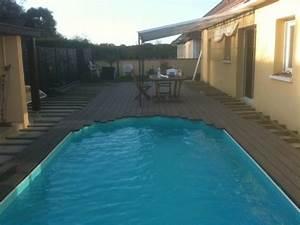 Piscine Sans Margelle : piscine sans margelle piscine sans margelle inspirations ~ Premium-room.com Idées de Décoration
