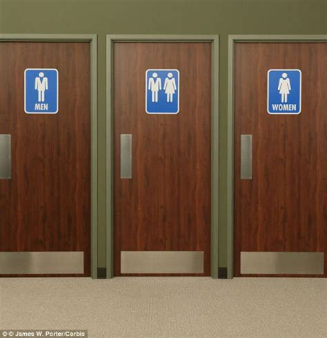 Gender Neutral Bathrooms In Schools by An Elementary School Changes Some Of Its Bathrooms To