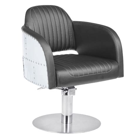 fauteuil de coiffure vintage