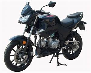 50cc Touring Motorcycle Scooter Bike With Manual