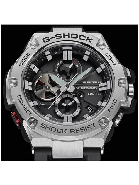 G Shock Gwa1100 Rubber 1 Jpg casio g shock g steel solar dual display black plastic