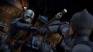 Telltale's Batman game will continue to make big changes ...