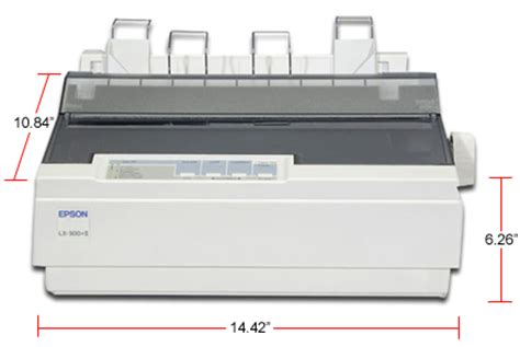 Harga Printer Dot Matrix Epson Lx 300 Ii harga jual printer dot matrix epson lx300 ii klikglodok