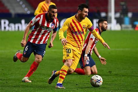 Atletico Madrid break ten years jinx over Barcelona ...
