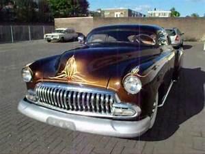 Skip 1952 Chevrolet Fleetline  U0026quot Chevyllac U0026quot  Hot Rod Kustom