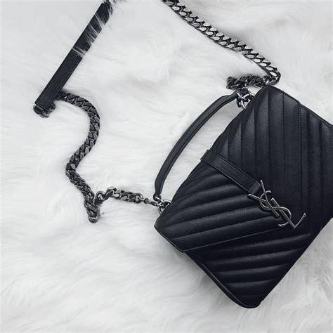 saint laurent handtaschen die wichtigsten taschen saint laurent college bag ysl handbags