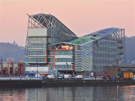 siege social rouen le 108 exposé à berlin l architecture du futur siège de