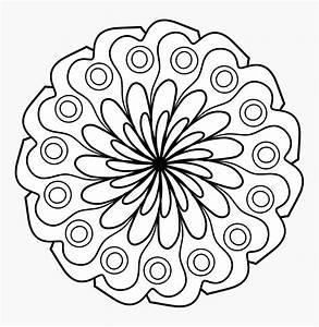 Mandalas De Flores Para Colorear  Ud83e Udd47 Descargar Imprimir Y