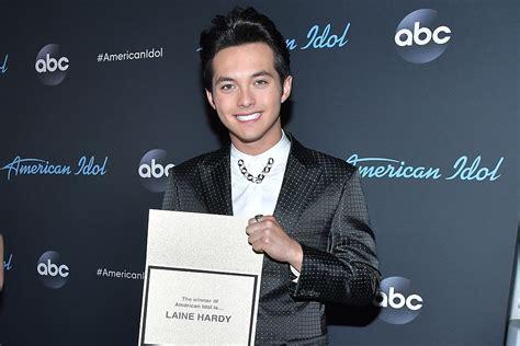american idol winner laine hardys prize