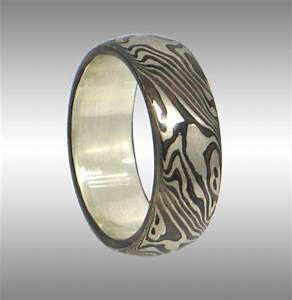 mokume rings mokume gane ring mokume band mokume gane With mokume wedding rings