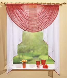 Gestaltung Von Fenstern Mit Gardinen : bogen gardine voile 20320 ebay ~ Sanjose-hotels-ca.com Haus und Dekorationen