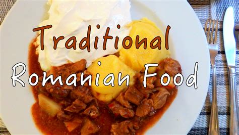 traditional food in brasov romania