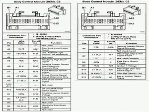 2000 Grand Prix Stereo Wiring Diagram