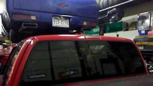 2000 Gmc Sonoma And Chevy S10 Brake Lights Stuck On  Chmsl