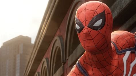 ps4 spider eyes mcu spiderman game easter trailer spidey eggs discovered suit insomniac e3 uses osborn gameplay imgur comments gamepur