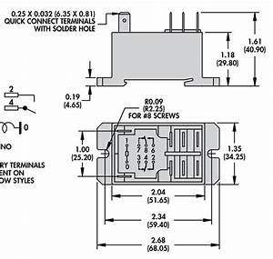 item rpf2ap7 combination din and flange mount power With power relay rating