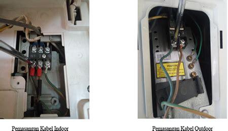 cara pasang ac air conditioner sendiri berani