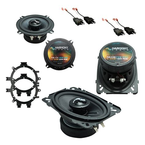 fits gmc 1995 1998 factory premium speaker replacement harmony c5 c46 package new ha