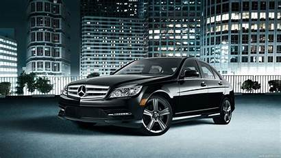 Wallpapers Mercedes Benz Class Backgrounds Background Night