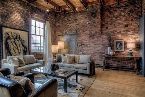 pioneer square loft  views brick  tall ceilings