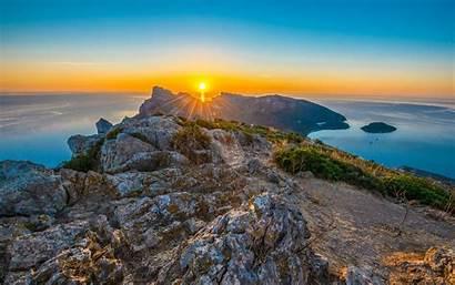 Mallorca Spain Mediterranean Majorca Formentor Cap Sea