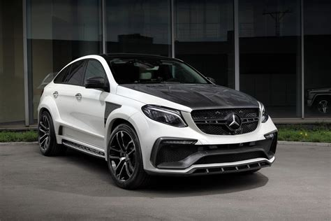 "Topcar Unveils ""inferno"" Tuning Kit For Mercedes Gle And"