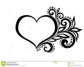 butterfly flower beautiful heart drawing 20 beautiful heart inspirations