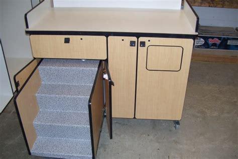 mobile table a langer mobilier table 224 langer mobile semex meuble sur mesure