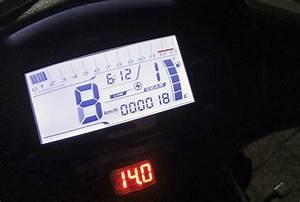 Modifikasi Motor Pakai Speedometer Satria Fu Injeksi