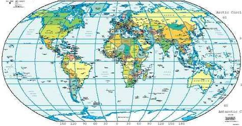 equator  map