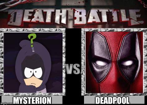 Deadpool Vs Mysterion