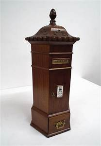 antique victorian style country house letter box With victorian letter box