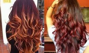 Ombré Hair Auburn : 29 chic ombre hair ideas to try once in a lifetime ~ Dode.kayakingforconservation.com Idées de Décoration