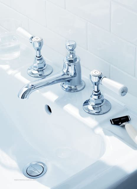 Bathroom Faucets San Diego Waterworks Offerings Traditional Bathroom Faucets And