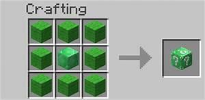 Emerald Lucky Block V19 New Lucky Items Lucky Blocks
