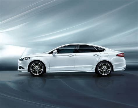 2017 Ford Mondeo Gets Premium Look And New 'metalicious