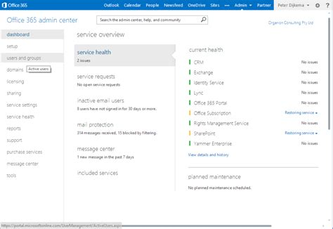 Office 365 Portal Au by How To Create Users And Assign Security Roles In Dynamics