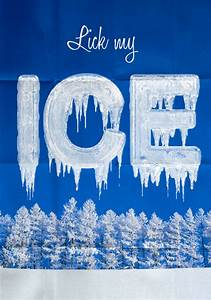 Buy Icicle Font To Learn More About Ice Typography
