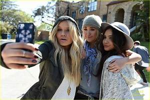 Stella Hudgens, Noah Cyrus & Alli Simpson Return For Mudd ...