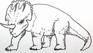 Disegni Da Colorare Dinosauri E Altri Rettili Preistorici