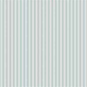 tapete blau weis gestreift ihr traumhaus ideen With balkon teppich mit tapete weiß blau
