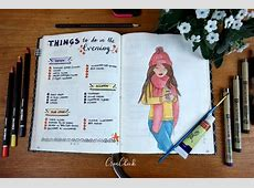 Bullet Journal Pagina's #4 CreaChick
