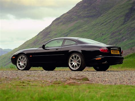 Jaguar XKR 100 Coupe '2002 | Jaguar car, Jaguar xk8, Jaguar